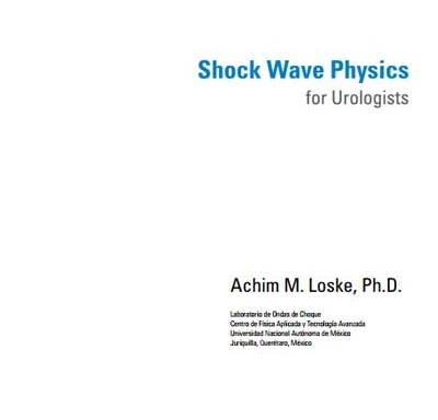 Shock wave physics for urologist
